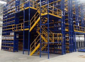 Multi Tier Pallet Racking