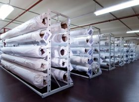 Roll Rack Long Product Storage