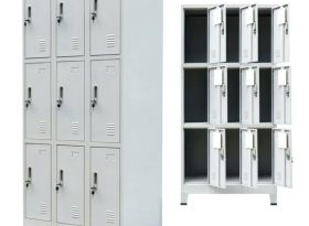 Lockable Storage Cabinets