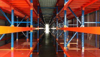 Racking and shelving company in Dubai, UAE