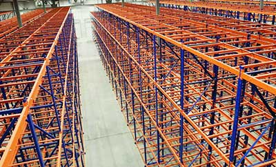 Standard Wide Aisle Pallet Racking