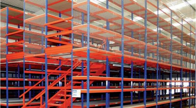 Best racking system supplier in dubai