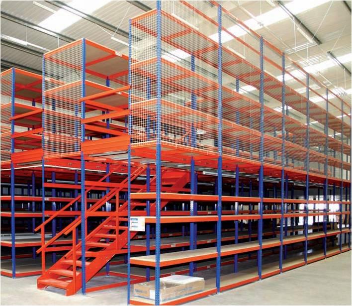 Best racking system supplier in dubai